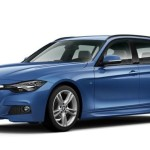 BMW 320d Touring MSport 2015