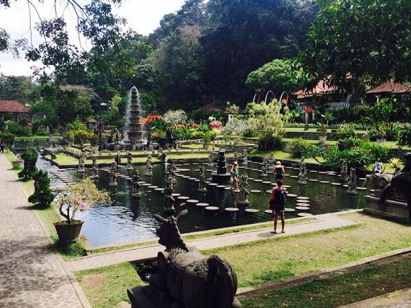 Palazzo di Tirta Gannga Bali