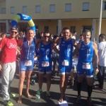 La Nova Triathlon a Sabaudia