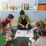 Scuola d'inglese al Baby Club