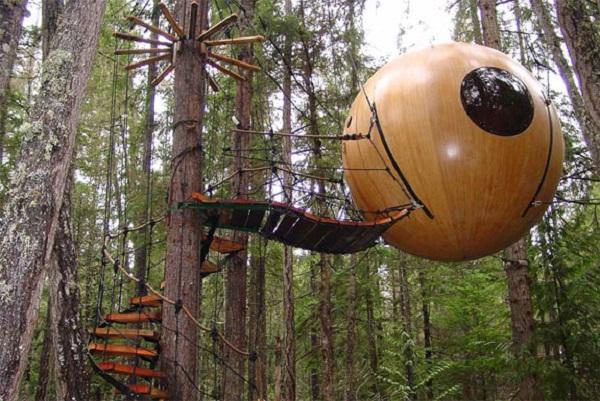 Free Spirit Treehouse