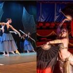 Danza e arte in un videoclip