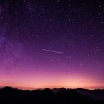 Cielo, in arrivo le stelle cadenti di Ottobre