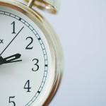 Da Sabato… si dormirà un'ora in più!