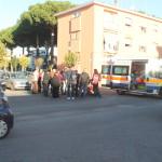 Giovane studente investito a Largo dello Sport