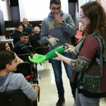 La Handy Hand all'Istituto Gramsci
