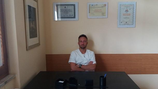 Mirko Reccolani - Osteopata