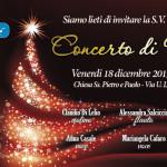 In Concerto con l'Archè: appuntamento Natalizio