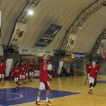 Virtus Basket Aprilia vola al secondo posto