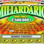 La fortuna bacia Aprilia: vinti 10mila euro in città
