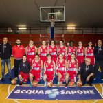 """Voglia di riscatto """"rosa"""" per la Virtus Basket Aprilia"""