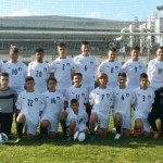 L'Esercito Calcio Aprilia al corso di formazione del Frosinone
