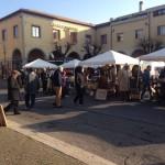 Il 2016 apriliano inizia con l'isola pedonale in Piazza Roma