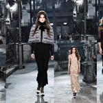 Chanel sfila a Roma