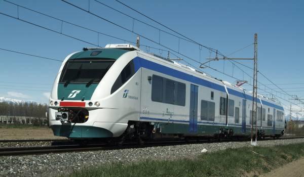 trenitalia treno regionale