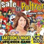 Ad Aprilia sbarca Cristina D'Avena con la UFO Rock Band