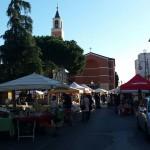 Torna il Mercatino in Piazza Roma
