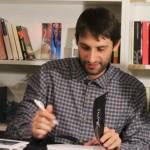 Daniele Falcioni: tra libri in uscita e cultura ad Aprilia