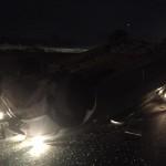 Terribile incidente sulla Pontina nella serata di ieri