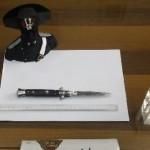 Tentato ingresso in Tribunale con il coltello: un fermo
