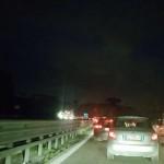 Incidente sulla Pontina: quattro veicoli coinvolti, nessun ferito