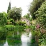 La Pasqua nei Giardini di Ninfa: la riapertura