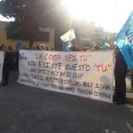 Salta l'Assemblea dei soci Unicoop: in protesta i lavoratori