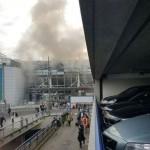 Stop ai voli da Fiumicino da e per Bruxelles
