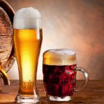 Una birra come integratore dopo l'allenamento