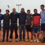 Ottimo pareggio per il Tennis Club Fusco