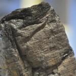 Inchiostro metallico nei papiri
