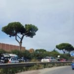 Maxi tamponamento a Tor de' Cenci: traffico sulla Pontina in aumento verso sud