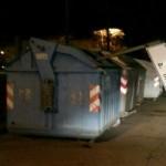 Piazza Aldo Moro: i vandali colpiscono ancora