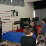 Ennio Borgia alla Gramsci: la memoria della Shoah nelle scuole