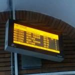 Gravi ritardi sulla Roma-Nettuno: crolla un palo