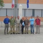 Una delegazione USA in visita ad Aprilia