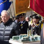 Il nuovo monumento apriliano: l'omaggio al nucleo storico