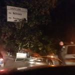 Carambola in zona Fossignano-Vallelata: nessun ferito e tanta paura