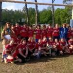 """La """"Garibaldi"""" del Rugby approda ai Campionati Nazionali"""