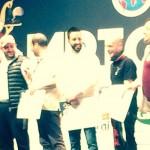 Standing Ovation al Mondiale della Pizza: è Visinoni show