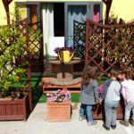 All'asilo Baby Club, la primavera diventa un momento didattico