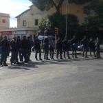 Un irrequieto 25 aprile al Cippo di Campoverde