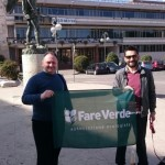 Fare Verde: pronti per le pulizie in via Tufello