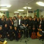 L'Orchestra Matteotti in gara a Ventotene