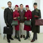 Alitalia vestirà…apriliano, grazie allo stilista Ettore Bilotta