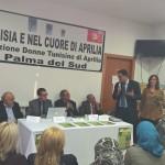 """Palma del Sud Aprilia: """"Uno sguardo oltre le barriere"""" contro la xenofobia"""
