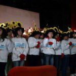 Un concerto dei giovani musicisti apriliani per l' 80° compleanno di Aprilia