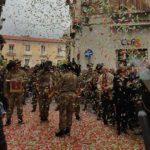 Consegnata la medaglia in onore civile a Domenico Fusco