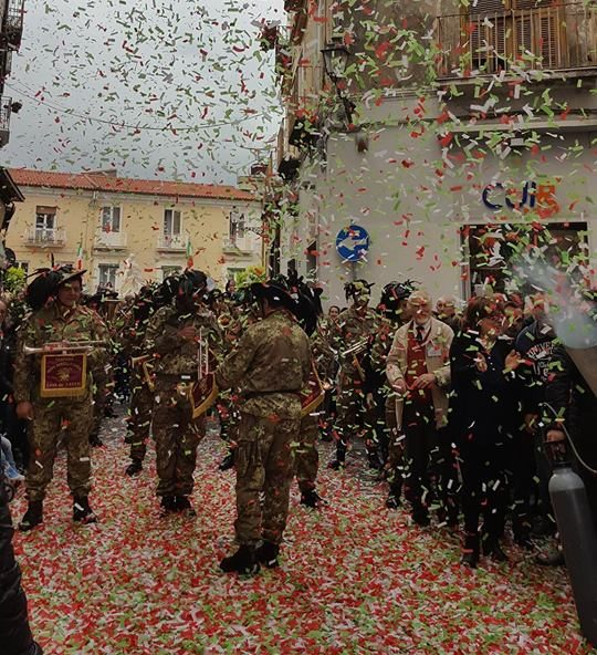 manifestazione Liberazione Sessa Aurunca