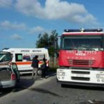 Incidente tra due auto in via Pantanelle